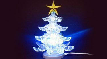 USB-juletræ